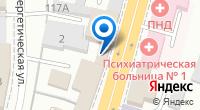 Компания Хамелеон на карте