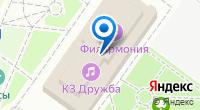 Компания Navigator, ночной клуб на карте