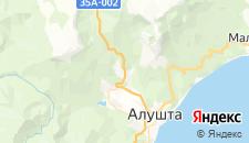 Отели города Верхняя Кутузовка на карте