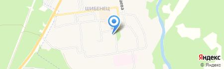 Сеть пунктов приема платежей на карте Фокино