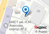 Центр Государственной инспекции по маломерным судам МЧС России по Брянской области на карте