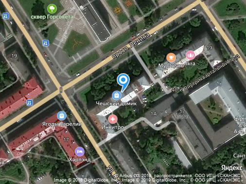 Сдается комната, 14 м², Петрозаводск, проспект Ленина, 3