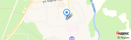 Фокинский индустриальный техникум на карте Фокино