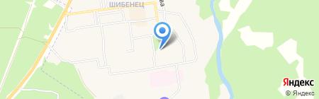 Почтовое отделение №24 на карте Фокино