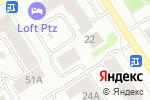 Схема проезда до компании КПД в Петрозаводске