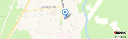 Средняя общеобразовательная школа №2 на карте Фокино