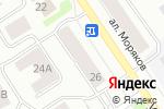 Схема проезда до компании Vip Style в Петрозаводске