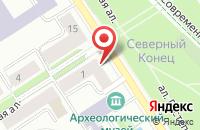 Схема проезда до компании Редакция Журнала  в Петрозаводске
