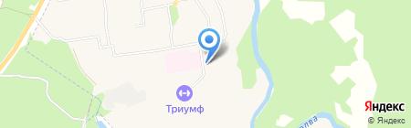 Городская больница им. В.И. Гедройц на карте Фокино