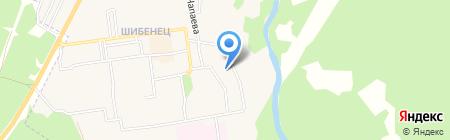 Пятерочка на карте Фокино