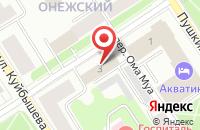 Схема проезда до компании Рекламно-Издательский Отдел «Северный Курьер» в Петрозаводске