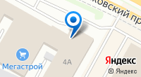 Компания М-двери на карте