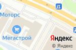 Схема проезда до компании Синтема-Уют в Кузьмино