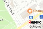 Схема проезда до компании Салон красоты Солнцевой в Петрозаводске