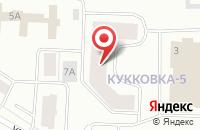 Схема проезда до компании Масс Медиа в Петрозаводске