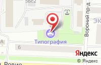 Схема проезда до компании Петрозаводская бланочная типография в Петрозаводске