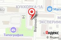 Схема проезда до компании Русская Карелия в Петрозаводске
