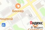 Схема проезда до компании Хит-Мебель в Петрозаводске