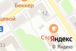 Схема проезда до компании В-Мастер в Петрозаводске