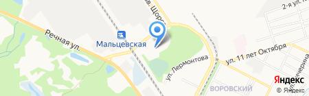 Строим Вместе на карте Брянска