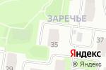 Схема проезда до компании Позитив в Петрозаводске