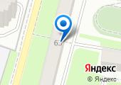 Фокинский городской отдел доставки пенсий и пособий на карте