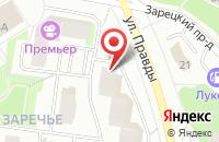 Схема проезда до компании САН Карелия в Петрозаводске
