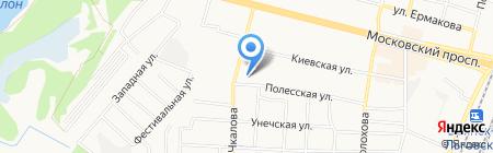 ЛИЛИЯ на карте Брянска