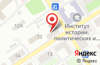 Схема проезда до компании key point в Петрозаводске