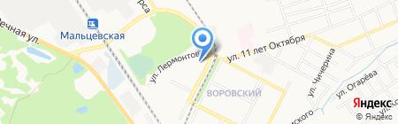 Ваш магазин на карте Брянска