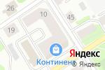 Схема проезда до компании Шейп в Петрозаводске