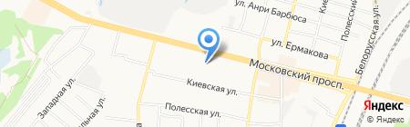 Мастер класс на карте Брянска