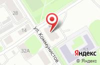Схема проезда до компании ВОЛЖСКО-КАМСКИЙ СТРОИТЕЛЬНЫЙ ЦЕНТР в Сокурах