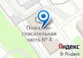 Пожарная часть №4 Володарского района на карте