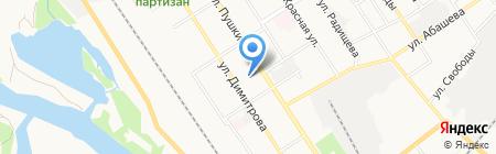 БИПКРО на карте Брянска