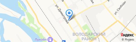 Ателье швейное на карте Брянска