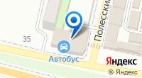 Компания Автобус на карте