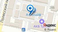 Компания 1000 АВТОМЕЛОЧЕЙ на карте