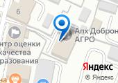 Понар на карте