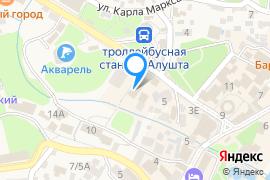 «Москва»—Гостиница в Алуште
