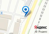 Автостоянка на Белорусской на карте
