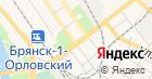 Магазин детских товаров на карте
