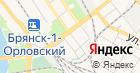 Цветочный магазин на ул. Никитина на карте