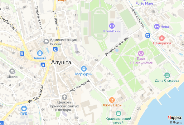 жилой комплекс Олимп