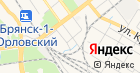 Центр защиты леса Калужской области на карте