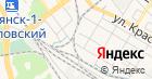 Брянскдревпроект на карте
