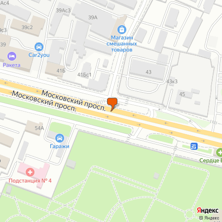 Московский просп.