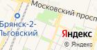 Тузик & Мурзик на карте