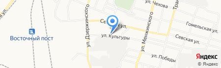 Karcher на карте Брянска