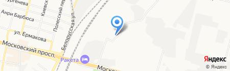 ЕW-motors на карте Брянска